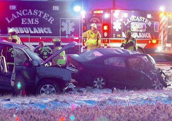 Highway 61 Crash 1