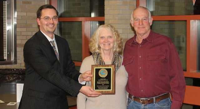 Lukens Award