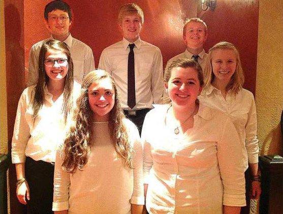 PHS all state choir