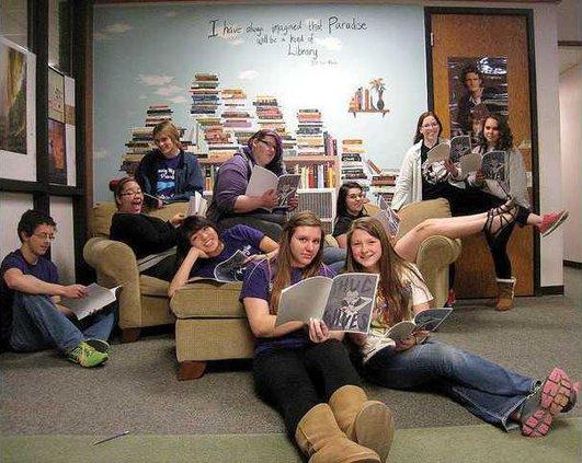 PHS literary mag