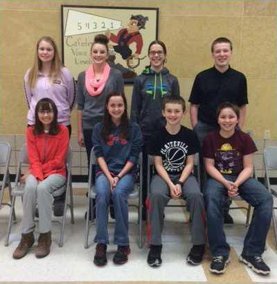 PMS Geography Bee