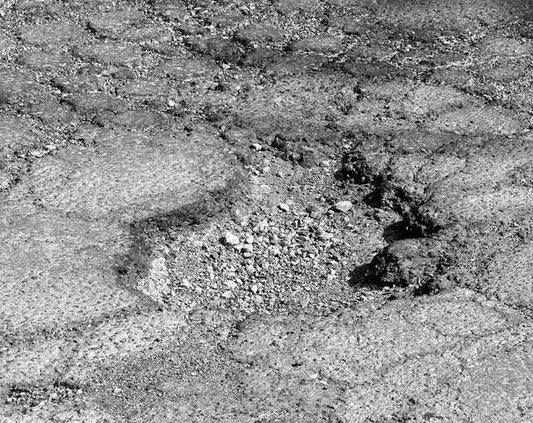 Stonebridge pothole