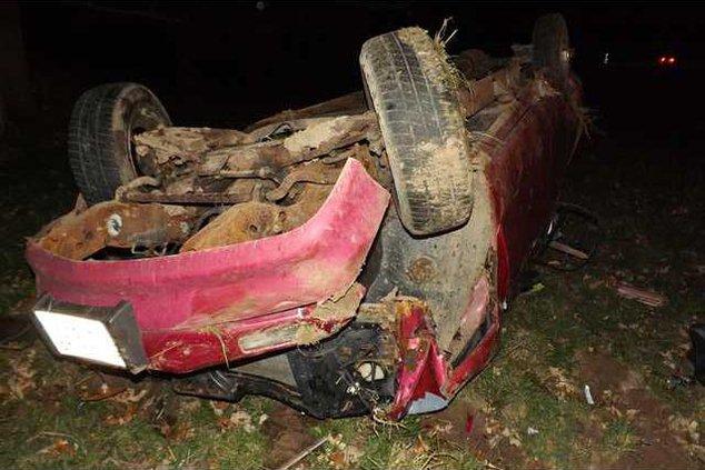 hilton vehicle crash