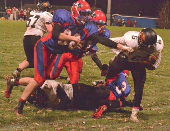 joe helgerson fights for yards