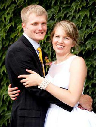leahy-hanke wedding