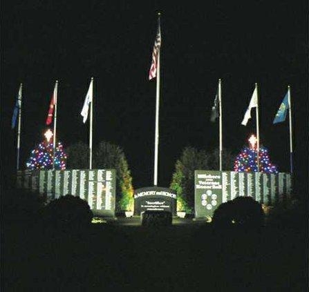 love lights field veterans park