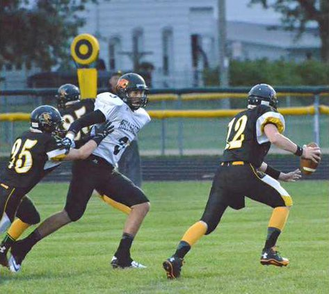 max stockwell pursues royall qb