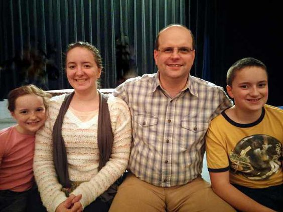 small Jake Spry Family Photo