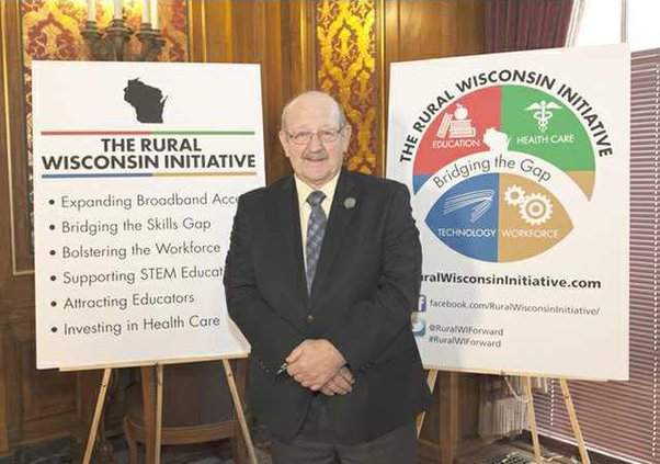 ed brooks rural wisconsin initiative