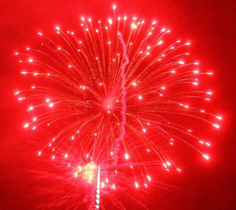 2018 fireworks