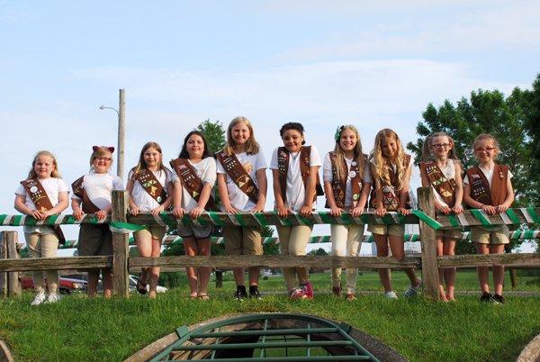 girl scouts bridge