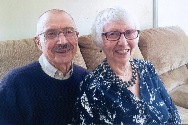 Ron and Kay Brunoehler