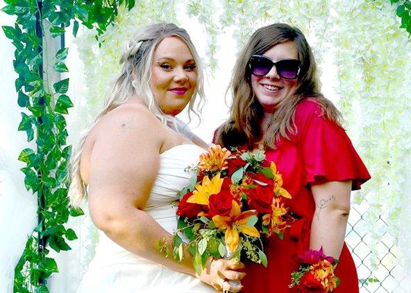 Li Em_Stephanie lovely bride