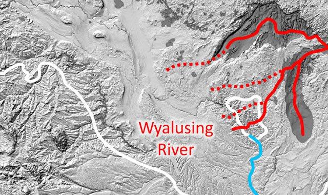 Wyalusing River