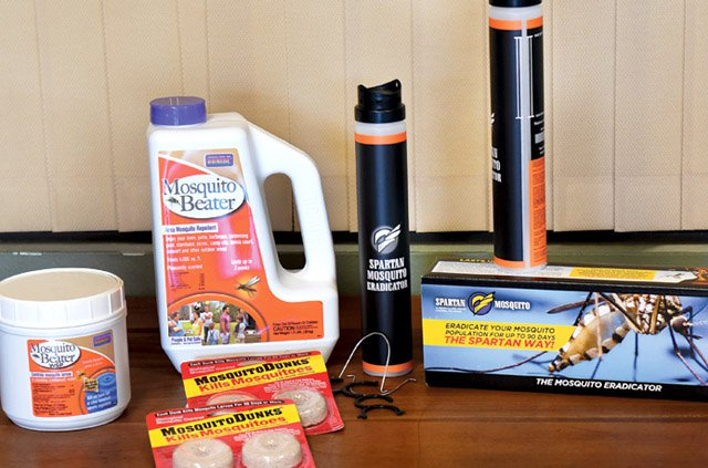 Mosquito products
