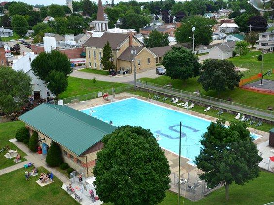 shullsburg pool