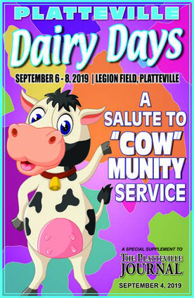2019 Dairy Days cover