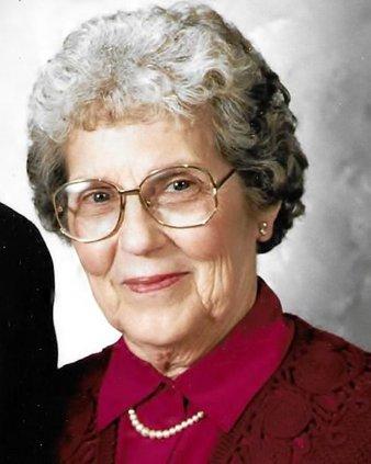 Hazel J. Marshall