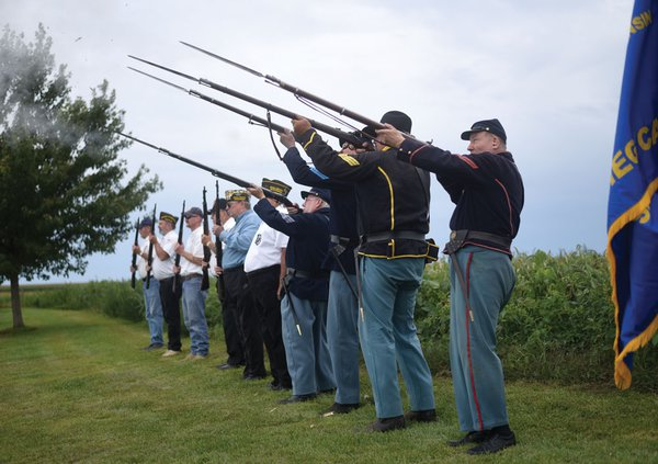 musket salute