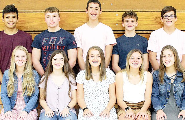 BHS Homecoming Court 2019