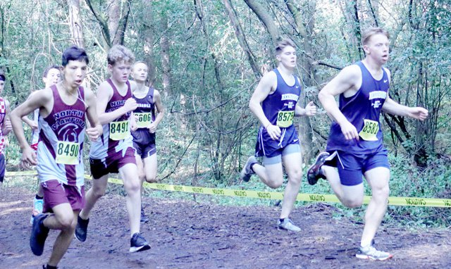 Trojan CC at Westby Invitational
