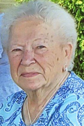 Donna Pauline (Schindler) Ranum