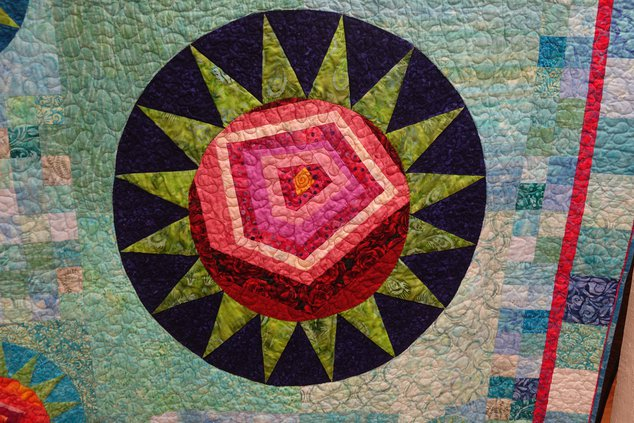 Quilters Guild's show a feast for the eyes