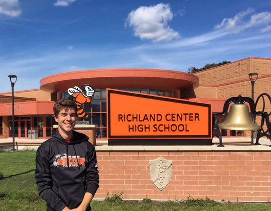 RCHS senior named National Merit Semifinalist