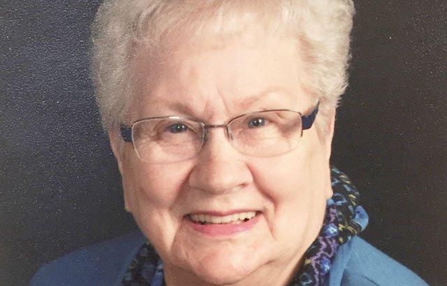 Mary Stevenson, 1937-2019