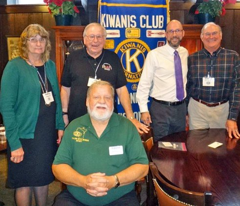 kiwanis officers