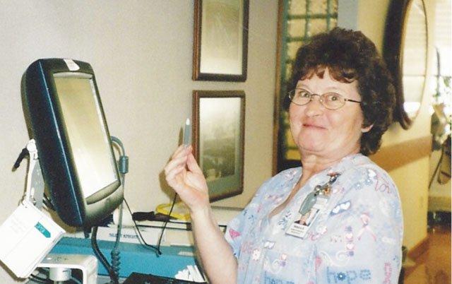 Rebecca Steinmetz, 1952-2019