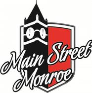 main street monroe logo