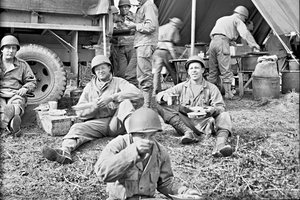 old photo wwii