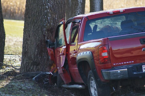 MHS students injured in lunch-hour crash