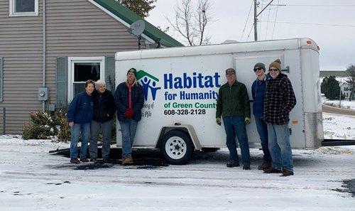 habitat for humanity demo