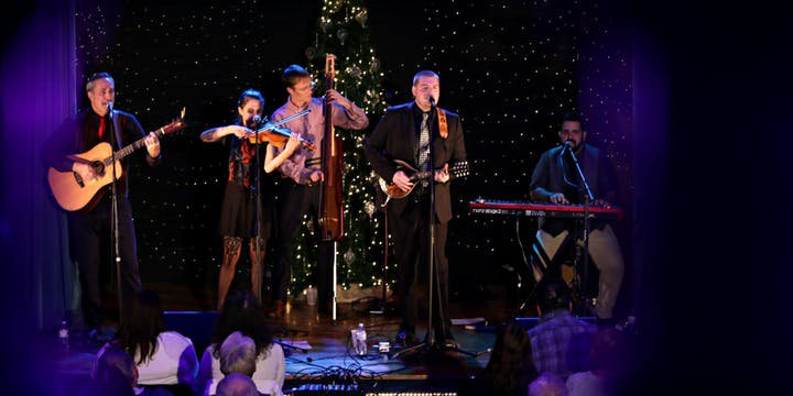 Celebrate an Irish Christmas Saturday in Richland Center