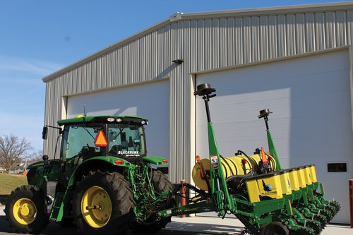 BTC's Ag Preview Day - Tractor