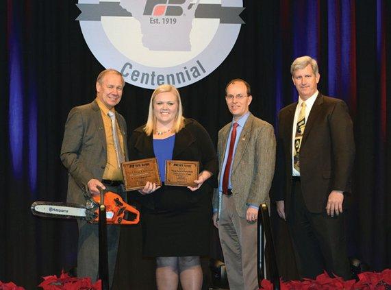 green county farm bureau award