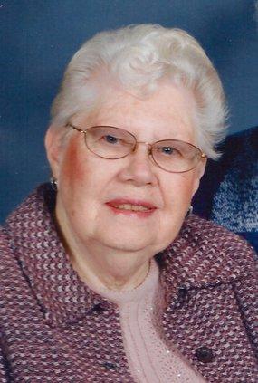 Geraldine A. McReynolds