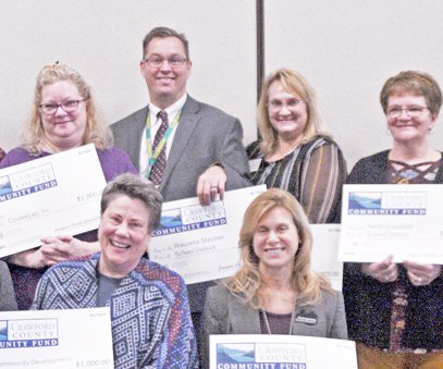 CCCF 2019 grant awards