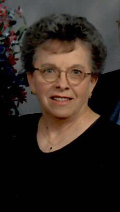 Shirley Sue (Streiff) Gray
