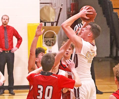 Potosi boys snap five-game losing skid
