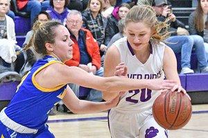 River Ridge defense rattles Lancaster girls