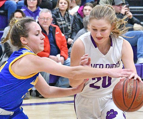 River Ridge defense rattles Lancaster girls