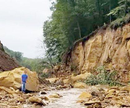 Coon Creek_Luckasson Dam