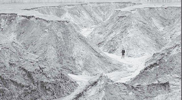Environmental catastrophe