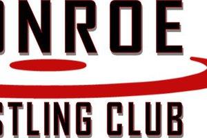 mwc logo wrestling stock