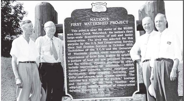 Nation's First Watershed Project