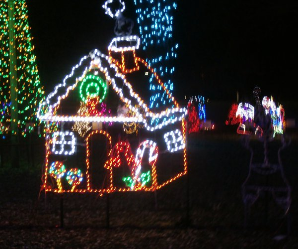 2019 Rotary Lights in the Park exceeds expectations