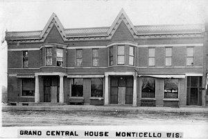 old photo monticello